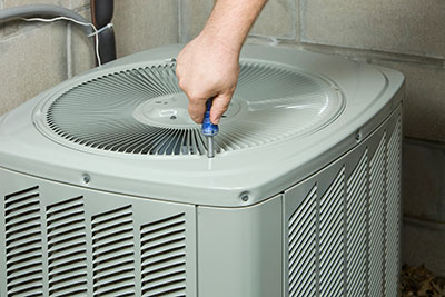 HVAC Unit Cleaning